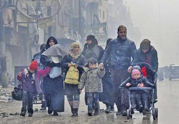 Nuevos ataques en el norte de Siria dejan 20 civiles fallecidos