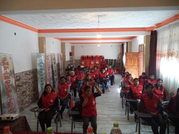Cruz Roja inaugura centro de capacitación en atención de emergencias