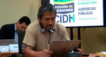 Denuncian al Gobierno por más de 70 abusos de derechos humanos