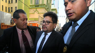 El exdirector de la Alcaldía de La Paz es aprehendido