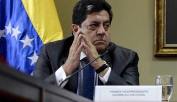 Gobierno de Maduro detiene al vicepresidente de la Asamblea Nacional