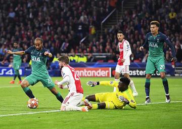 Tottenham remontó y se metió en la final de la Champions