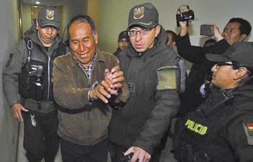 Juez envía a la cárcel al alcalde de Achacachi acusado de corrupción