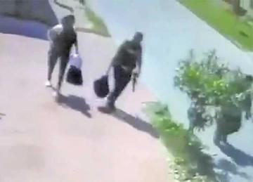 """Envían a Palmasola a 4 policías acusados de """"volteo"""" de droga"""
