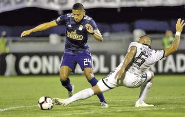 Sporting Cristal se despide de la Copa Libertadores con triunfo sobre Olimpia