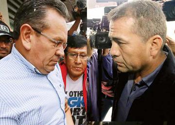 Ordenan el traslado de Medina y Moreira a la cárcel de Palmasola