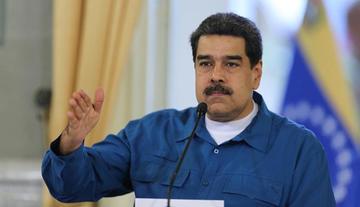Maduro ve la mano de la CIA en el levantamiento en su contra
