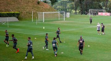 Mineiro y Palmeiras pelean por el liderato
