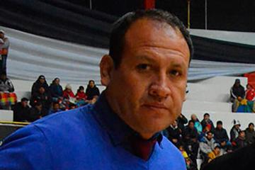 Sandro Patiño buscará el tricampeonato con Calero