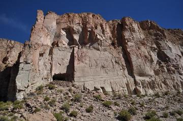 Hallan vestigios del primer hombre en el altiplano
