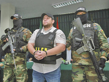 Montenegro se entrega a la Policía y prevén su extradición a Brasil