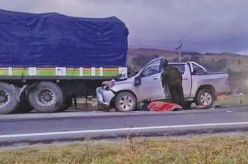 Cochabamba: cuatro accidentes de tránsito dejan siete muertos