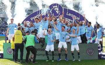 Manchester City ganó su sexto título de la Premier League