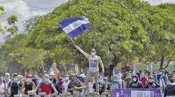 Gobierno de Nicaragua propone amnistía para crímenes durante la crisis