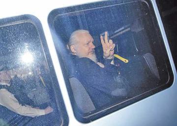 Se reabre en Suecia un caso por violación contra Julian Assange
