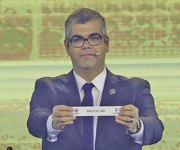 Cruzeiro enfrentará al campeón River Plate en los octavos