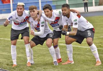 Nacional Potosí se alista para jugar tres finales de infarto