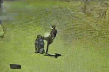 Jueza ordena la detención preventiva del joven que golpeó a un anciano