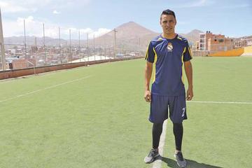Los lilas dejan fuera al jugador argentino Cristian Rubén Iramaz