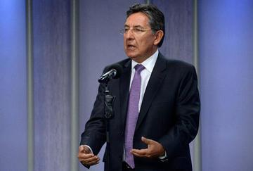 Fiscal general de Colombia renuncia por decisión de no extraditar a Santrich