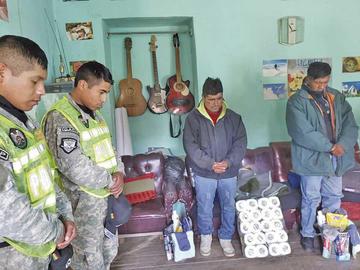 Gacip rescata a bebedores consuetudinarios de calles