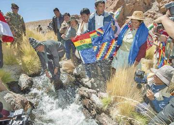 El Gobierno afirma que, si existen conflictos por agua, es mejor negociar
