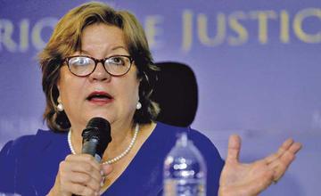 Renuncia la ministra de Justicia de Colombia en medio de crisis judicial