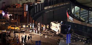 Condenan a cuatro terroristas a cadenas perpetuas en Turquía