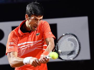 Djokovic se mete en las semifinales