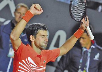Djokovic y Nadal definen el título de Roma