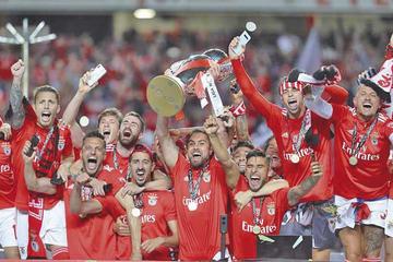 Benfica es nuevo campeón de Portugal tras la victoria ante Santa Clara