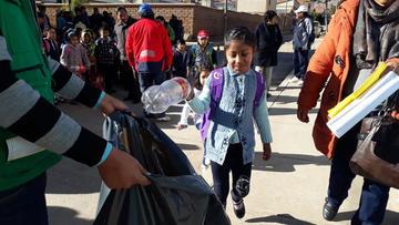 EMAP incide en enseñanza de reciclaje a estudiantes