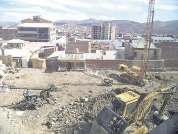 Las obras del nuevo bloque para la CNS cuentan con estudios técnicos