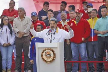 Maduro propone el adelanto de las elecciones para legisladores