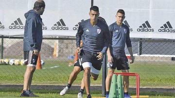 """River Plate se mide a Colón en el """"Centenario"""""""