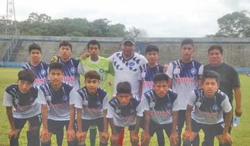 La selección potosina se despidió del campeonato nacional de fútbol Sub 15