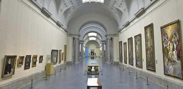 El Prado diseña un plan para evacuar sus tesoros