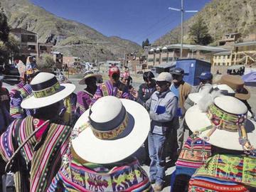 Auto de Buen Gobierno regirá en el municipio de Chuquihuta