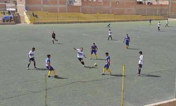 Highland Players venció a Rosario Central en el torneo de la AFP