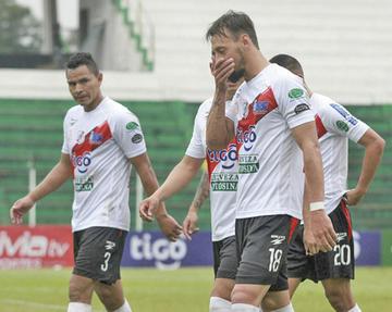 Nacional pierde y queda tercero en el Apertura