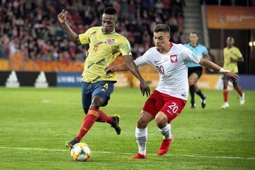 Colombia sorprendió a Polonia y dejó buena imagen en su debut mundialista