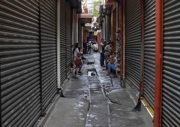 El paro contra Daniel Ortega en Nicaragua moviliza a opositores