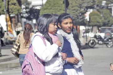 Descartan ampliar el horario de invierno en las escuelas potosinas