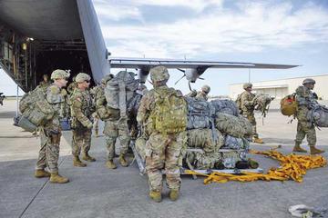 Trump desplegará 1.500 más militares por tensión con Irán