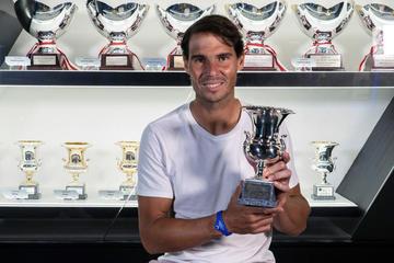 Nadal y Djokovic son favoritos en Francia