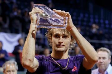 Alexander Zverev logra su primer título del año