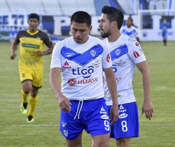 Saucedo se coronó máximo goleador del Apertura
