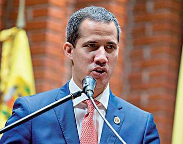 Guaidó no descarta otra opción pese a haber aceptado mediación de Noruega