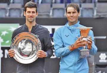 Nadal, Djokovic y Serena entran en acción