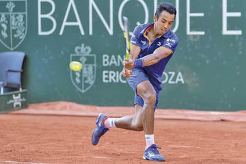 Dellien salta la primera barrera en el Roland Garros
